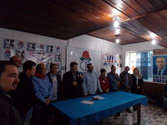 Jairo Jorge em São Leopoldo