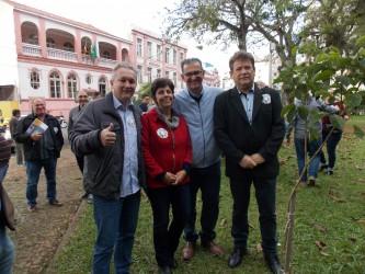 Vereadores recebem visita do pré-candidato a governador Jairo Jorge