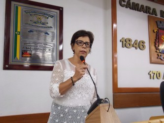 Aprovado por unanimidade projeto da vereadora Iara Cardoso