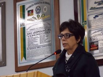 Vereadora Iara Cardoso cobra ações da direção da Trensurb para São Leopoldo