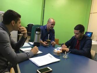 Vereador David Santos propõe evento no largo Rui Porto
