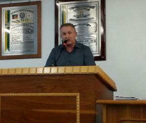 Fabiano protocola moção pela reabertura do plantão da Delegacia