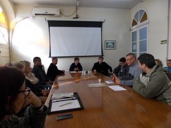 Comissão de crise para discutir e buscar melhorias na DPPA e 1ª Delegacia de Polícia