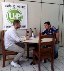 O vereador David Santos: olhar sobre o Jardim Luciana