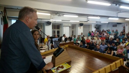 Projeto sobre emendas parlamentares é aprovado em primeira votação
