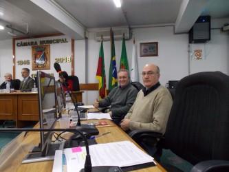 Bancário Vitor Luiz Bender assume cadeira no legislativo