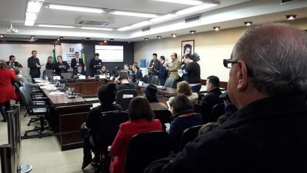 Falta de quórum na AL impede votação de projeto para São Leopoldo