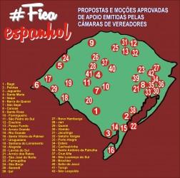 Fabiano Haubert apresenta moção em apoio ao ensino de Espanhol