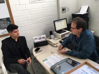 Gabinete Pederssetti em mais uma visita: Associação de Moradores do São José