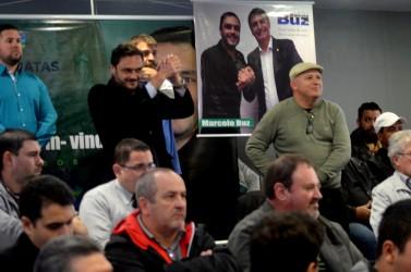 Marcelo Buz concorre nas eleições de outubro a deputado estadual