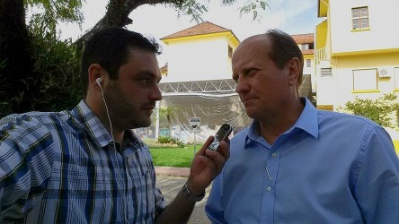 Marcelo Buz propõe a entrega de Título de Cidadão Leopoldense ao professor Ivan Renner