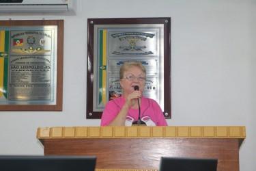 Inês Becker alerta sobre prevenção ao câncer de mama