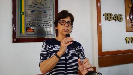 Iara Cardoso usa a Tribuna para agradecer votos recebidos em São Leopoldo