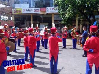 Cultura no Bairro foi atração no domingo no Santa Tereza
