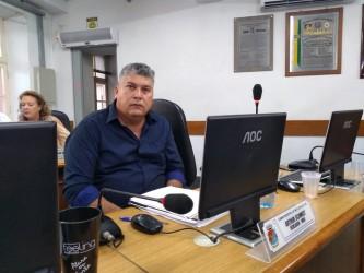 Paulo Rodrigues assumiu  vaga na Câmara na quinta-feira