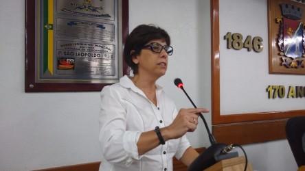 Iara Cardoso destaca preocupação com falta de recursos no município