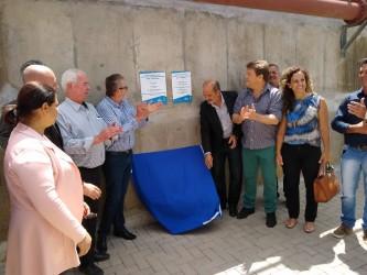 Ary Moura participa da inauguração da Estação de Tratamento de Esgoto Vicentina