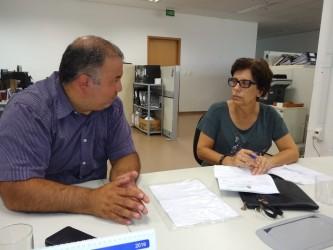 Iara Cardoso pede providências na Secretaria de Mobilidade e Serviços Urbanos