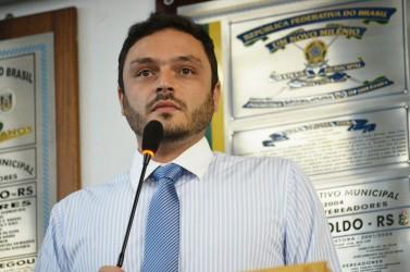 Marcelo Buz se licencia de sua função como Vereador e assume como diretor-presidente do ITI em Brasília