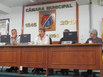 Ano legislativo abre sob a batuta do vereador Ary Moura