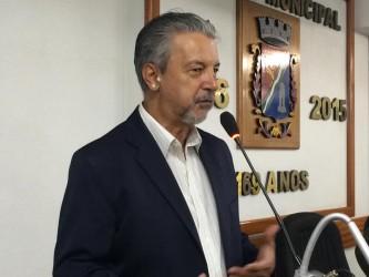 Vereador Motta faz apelo à Secretaria de Obras