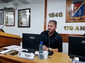 Vereador Dudu Moraes assume a Ouvidoria da Câmara