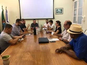 Vereador Perci Pereira preside Comissão Pró-Diques
