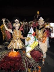 Mesa diretora presta homenagem a Império do Sol campeã da Série Prata do Carnaval de Porto Alegre
