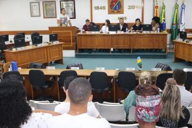 Brasil Oliveira preside audiência e reunião de comissão especial que aprovou parecer de PL sobre Igualdade Racial