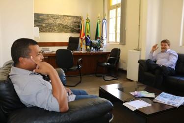 Mudança de prédio volta a ser defendida pelo vereador Brasil por questão de segurança
