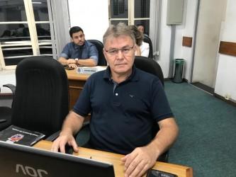 Gilmar dos Santos pede atenção  à comunidade