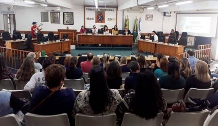 Educação municipal é tema de Audiência Pública