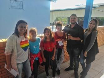 Eleições de Grêmios Estudantis acontecem nas EMEFs