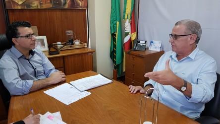 Novo CRVA: Deputado Jeferson Fernandes afirma à Galperim que apoia projeto