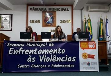 II Semana de Enfrentamento às Violências Contra Crianças e Adolescentes