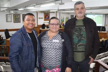 Aprovado projeto do vereador Brasil que nomeia praça na Fazenda São Borja