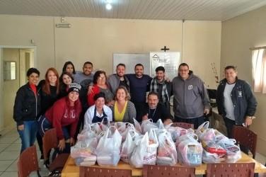Entidades leopoldenses recebem donativos de organizadores da Like It