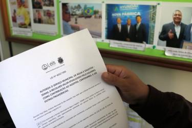 Brasil Oliveira pede informações sobre repasses ao HC de usuários via conta de água do Semae