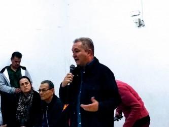 Fabiano Haubert participa de audiência descentralizada na Cohab Feitoria