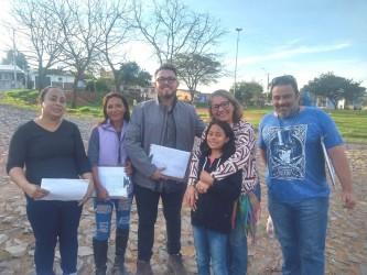Vereador Dudu Moraes participa de ação no Tancredo Neves