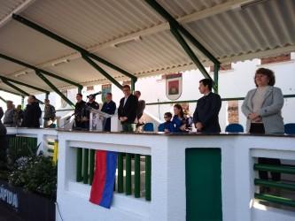 Presidente da Câmara Ary Moura participa de homenagem aos Bombeiros
