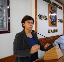 Vereadora Iara Cardoso no Diretório Nacional do PDT