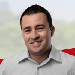 Juliano Maciel (PDT) assume o mandato de vereador nesta terça-feira