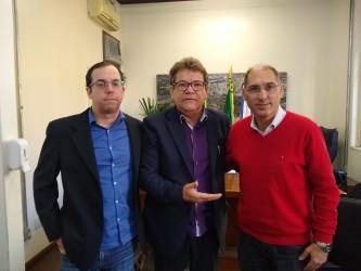 Ary Moura recebe convite para participar da convenção do Cidadania