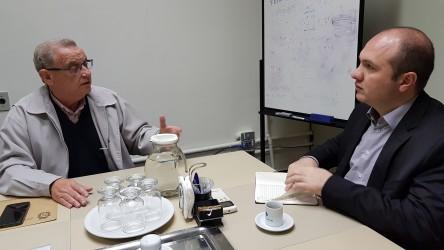 Galperim tenta reverter fechamento de unidade da Receita Estadual