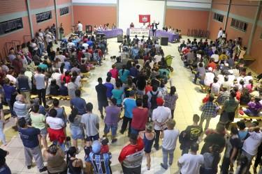 Audiência Pública sobre Ocupação Justo reúne 500 pessoas