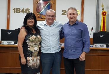Definida Mesa Diretora que comandará o legislativo leopoldense em 2020. Júlio Galperim será o presidente