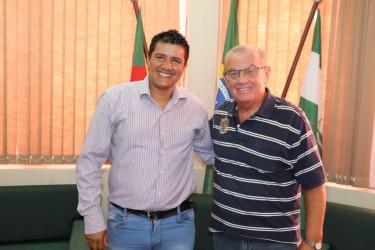 Presidente da Câmara de Sapiranga apoia ideia de Galperim para criação da Fórum Permanente das Câmaras da Região