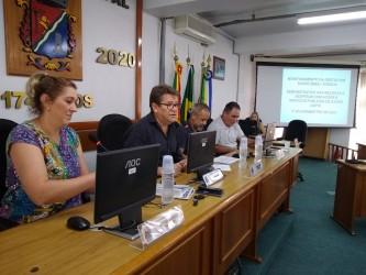 Ary Moura preside primeira audiência pública da Comissão de Saúde