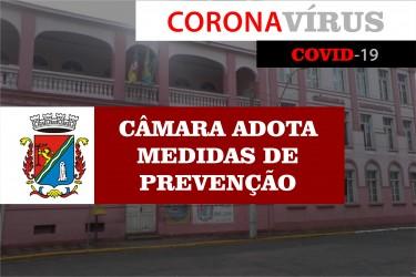 Presidente do Legislativo toma medidas para conter avanço do Coronavírus em São Leopoldo